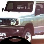 Πρώτες εικόνες του νέου Suzuki Jimny