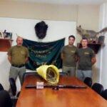 Συλλήψεις για κράχτες και θηλιές από την θηροφυλακή της Ε'ΚΟΗ