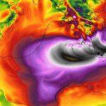 «Κλείδωσε» η πορεία του κυκλώνα! Ποιες περιοχές θα «χτυπήσει»