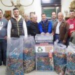 Τελετή βράβευσης κυνηγών στο πρόγραμμα ανακύκλωσης φυσιγγίων