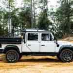 Η μετατροπή ενός Land Rover Discovery D130