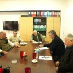 Συνάντηση του κ. Αραμπατζή με τον ΟΚΑΔΕ