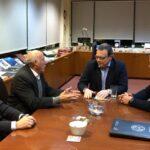 Συνάντηση της ΚΣΕ με τον κ. Φάμελλο