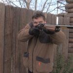 Η χρησιμότητα της διόφθαλμης σκόπευσης στο κυνήγι...VIDEO