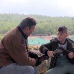 Κυνηγετική εκπαίδευση και παιδί....VIDEO