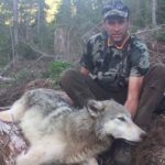 Κυνήγι λύκου στο Άινταχο των Η.Π.Α...VIDEO