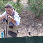Εστίαση στο θήραμα και όχι στο όπλο....VIDEO