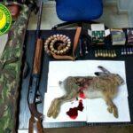 Περιπετειώδης σύλληψη για λαθροθηρία λαγού στην Κρήτη