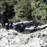 Επιχείρηση διάσωσης κυνηγού στα Ακαρνανικά Όρη.....VIDEO