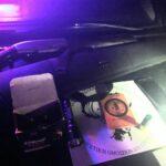 Καταδίωξη και σύλληψη για νυχτερινή  λαθροθηρία από τη θηροφυλακή της Δ' ΚΟΣΕ
