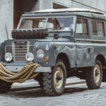 Η περιπέτεια είναι στο αίμα αυτού του Land Rover