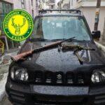 Σύλληψη στο Παλαίκαστρο Σητείας για νυχτερινή θήρα λαγού