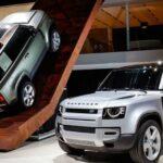 Με 500 ίππους το νέο Land Rover Defender V8