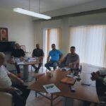 Συνάντηση του κ. Δημοσχάκη με τους κυνηγετικούς συλλόγους του Ν.Εβρου