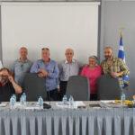 Συμμετοχή της Γ'ΚΟΠ στην Γενική Συνέλευση του ΚΣ Αργοστολίου