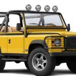 Μετατρέποντας σε ηλεκτρικό το Land Rover Defender