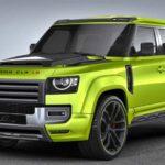 Νέα εμφάνιση για το Land Rover Defender από τη Lumma